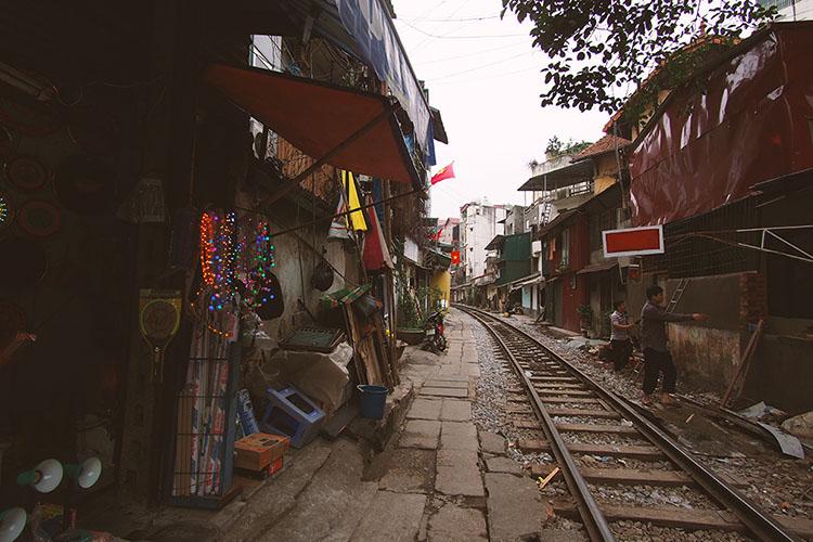 In Vietnam ist alles anders