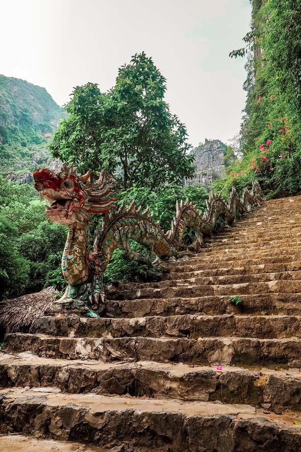 Hang Mua Aufstieg