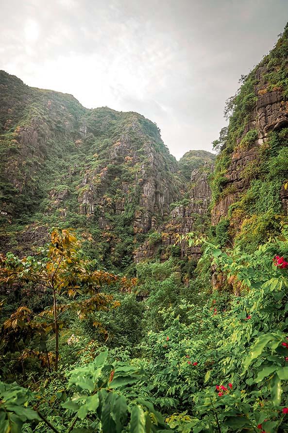 Hang Mua Landschaft