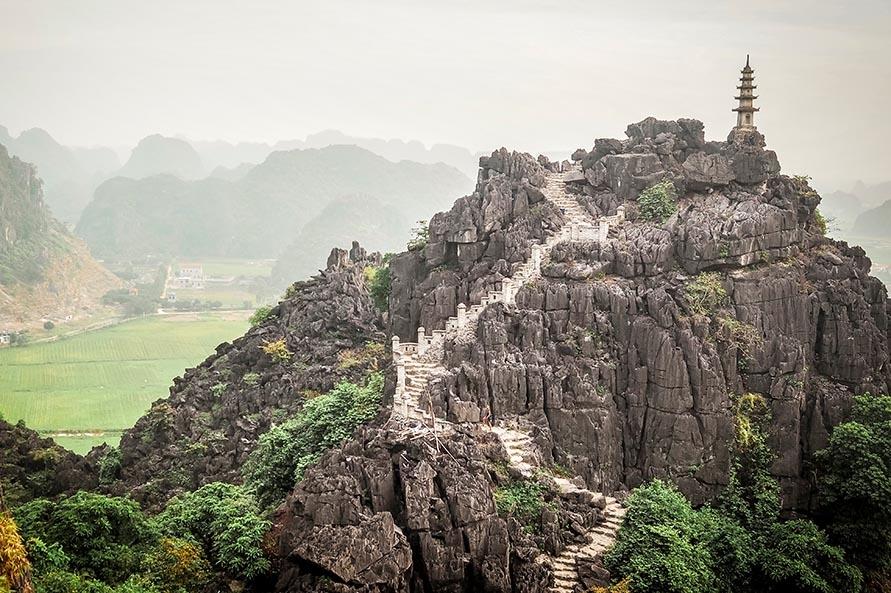 Hang Mua Pagode