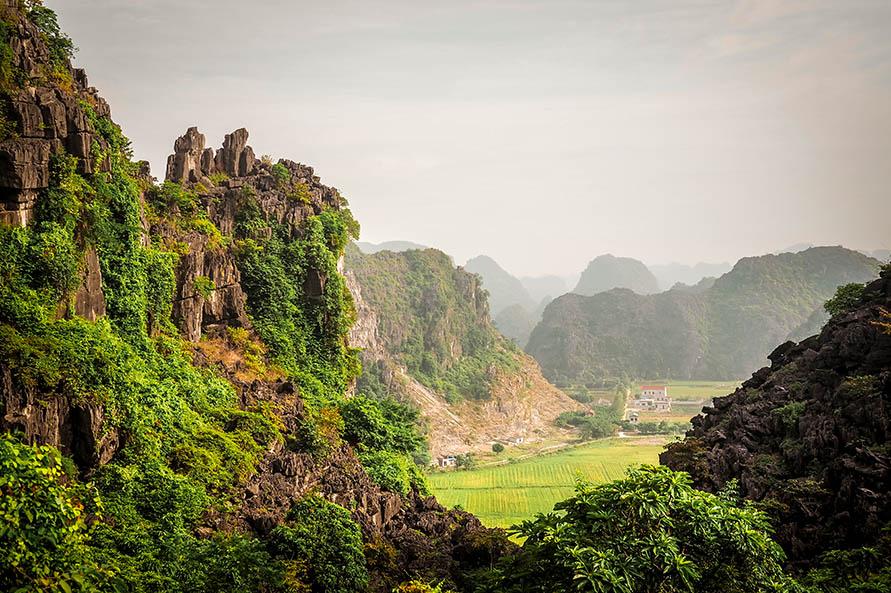 Hang Mua Reisfelder